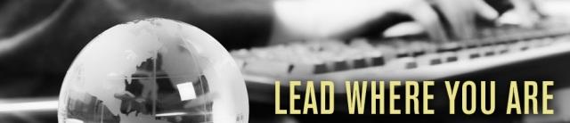 Leade Where You Are