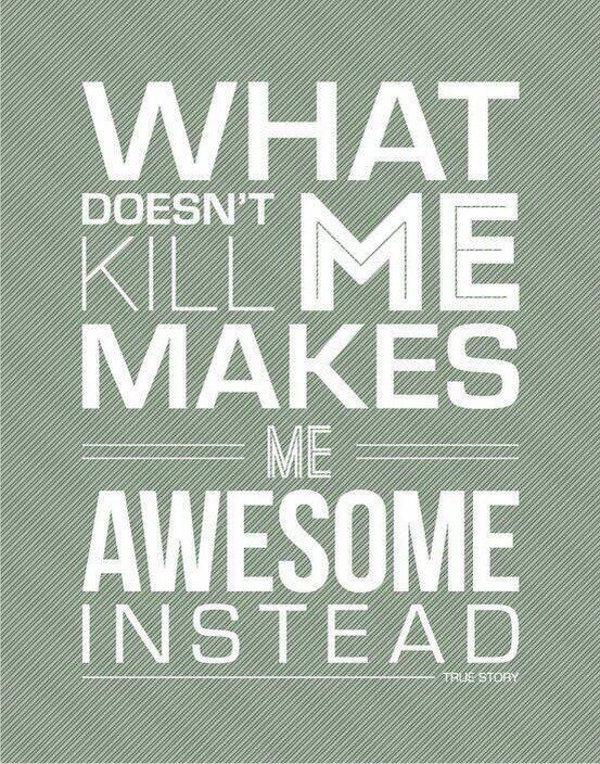 What Makes Me Awesome