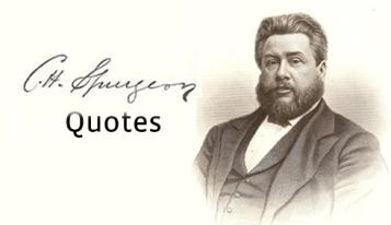 Spurgeion Quotes