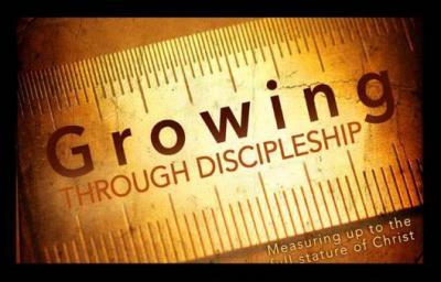 Growing through Discipleship