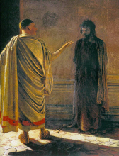 Pilate_What is Truth